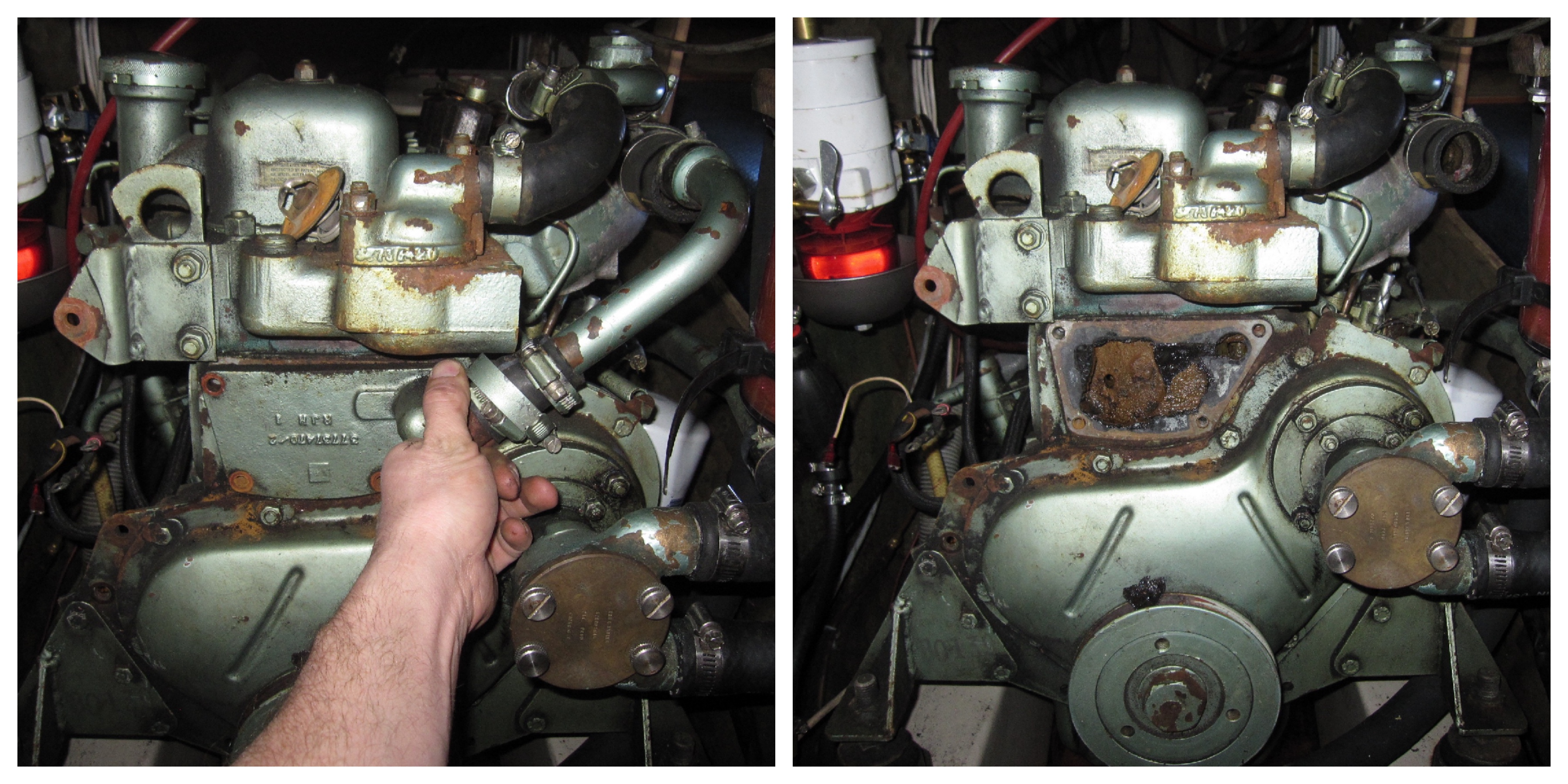 Engine Part 3a: Converting to Closed Cooling (the beginning