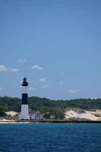 Big Sable Point lighthouse. Only took about 30 photos of this.