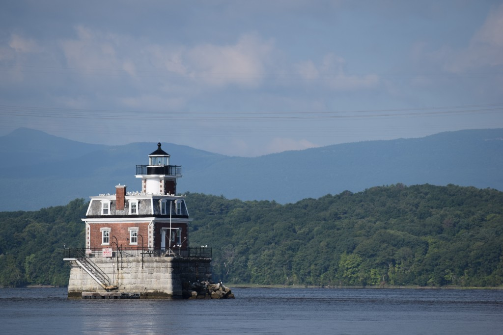 More lighthouses to discover, this one outside of Hudson