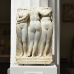 The three graces--the original meme