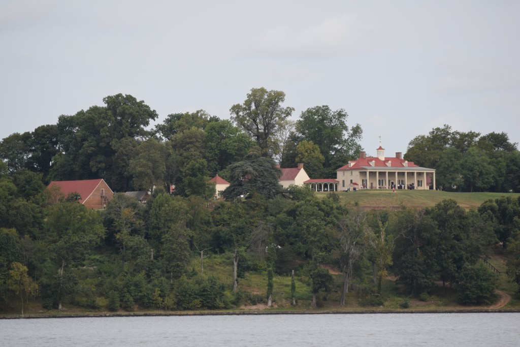 Mount Vernon, from the water