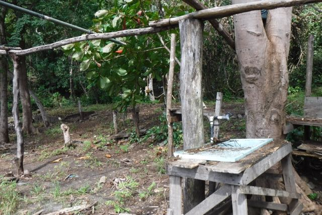 Free fresh water in Costa Rica