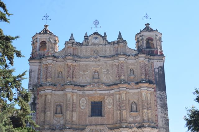 Another one of the churches of San Cristobal